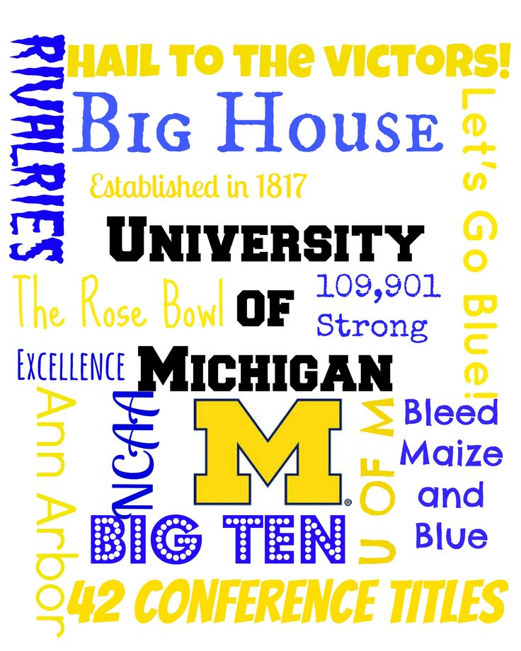 michigan wolverines subway art football season. Black Bedroom Furniture Sets. Home Design Ideas