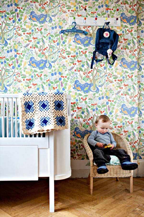 Cool kids room | 10 Lovely Little Boys Rooms Part 6 - Tinyme Blog