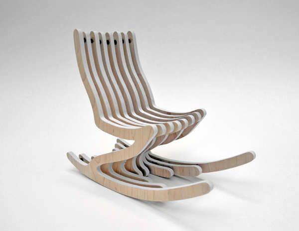 Boney Rocking Chairs