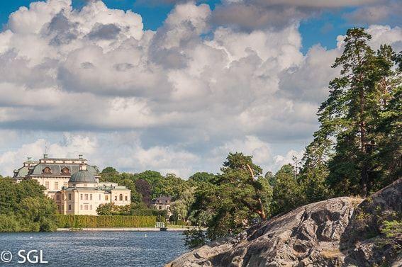 Palacio De Drottningholm Estocolmo Estocolmo Estocolmo Suecia Suecia