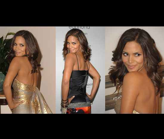 Get the Bod: Halle Berry's Back and Shoulders