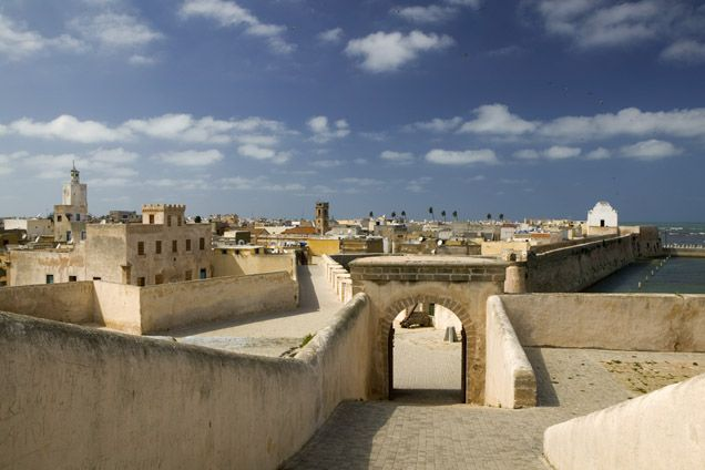 Mazagão é um exemplo do intercâmbio civilizacional entre a cultura europeia e marroquina