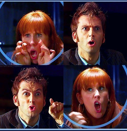 BEST Doctor Donna moment ever! Well one of the best..