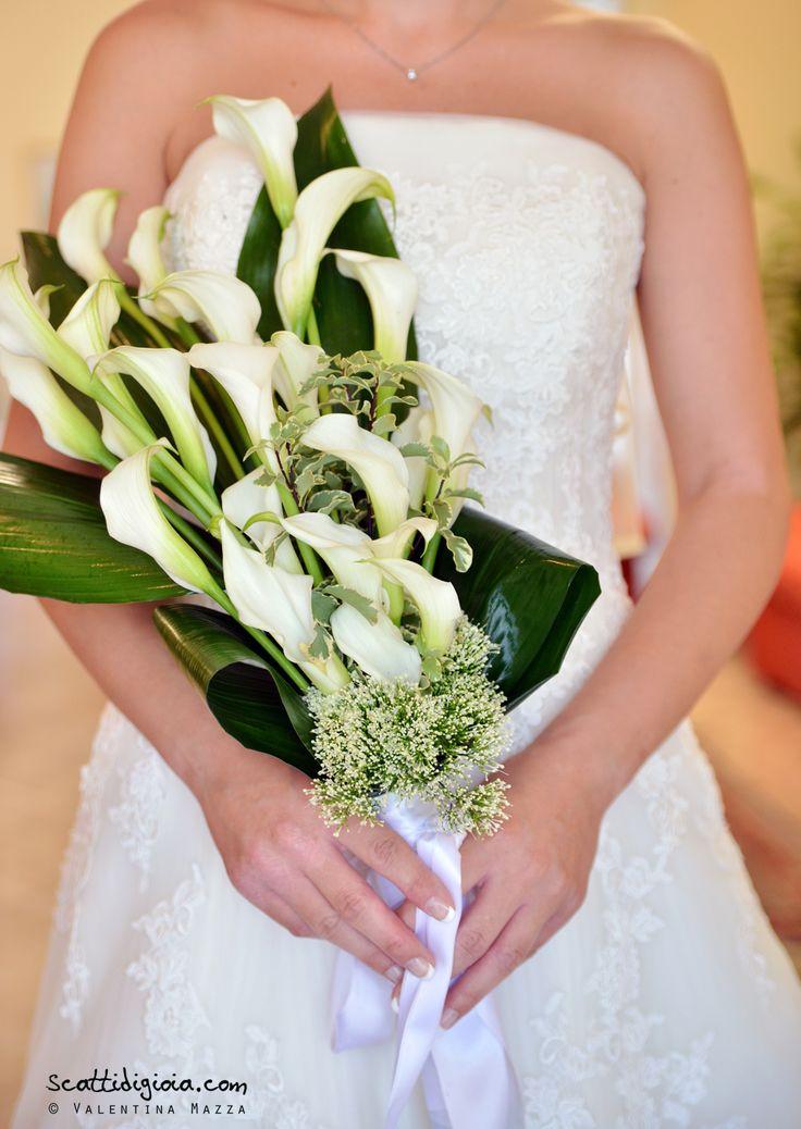 White bouquet... Photo © Valentina Mazza - www.scattidigioia.com
