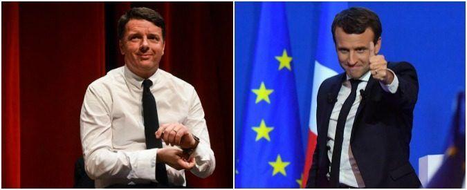 C'è un'equazione politica, di questi ultimi giorni, che ha portato come risultato Macron