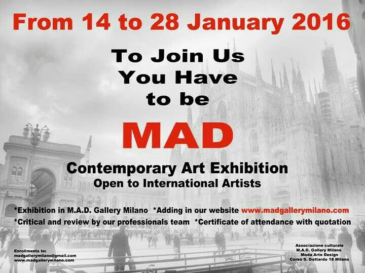 Next big event in Milan