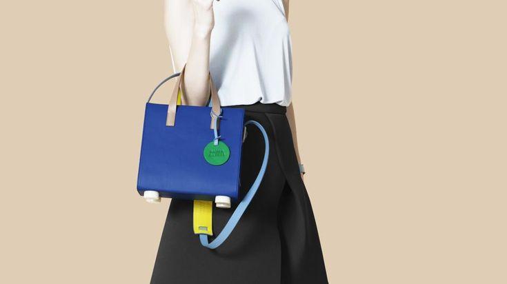 Matter Matters. La 'First Collection' del nuovo marchio fondato da Flora Leung accessory designer con base a Hong Kong.