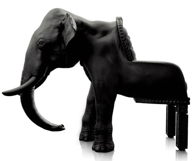 Schön The Animal Chair By Maximo Riera: Elephant