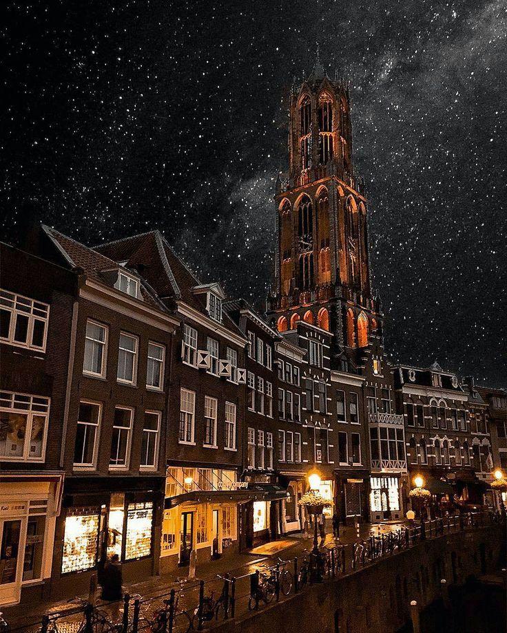 Utrecht, Netherlands photo credit @pierrebanoori