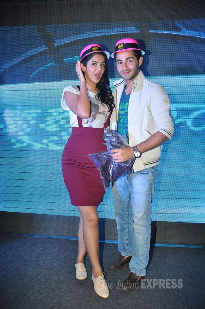 Armaan Jain and Deeksha Seth promote 'Lekar Hum Deewana Dil' #Style #Bollywood #Fashion #Beauty
