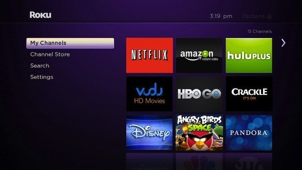 Roku 3 Grid-Style Menu System Now Available For Older Roku Boxes With Free Update