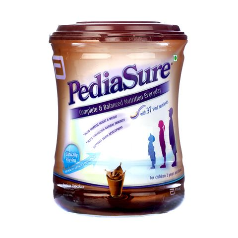#PediaSure Premium Chocolate Flavour Jar