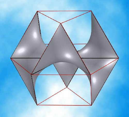 mathematical modelling of a hyperboloid container essay [is it possible to evaluayte harmony with algebra (critical essay of experimental aesthetics) moskva: iskusstvo  based on mathematical transformations,.