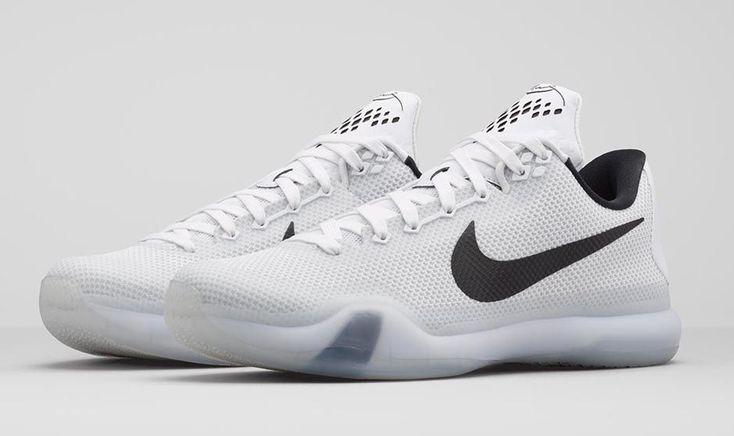 Kobe X 'Fundamentals' - Release Date. Nike.com