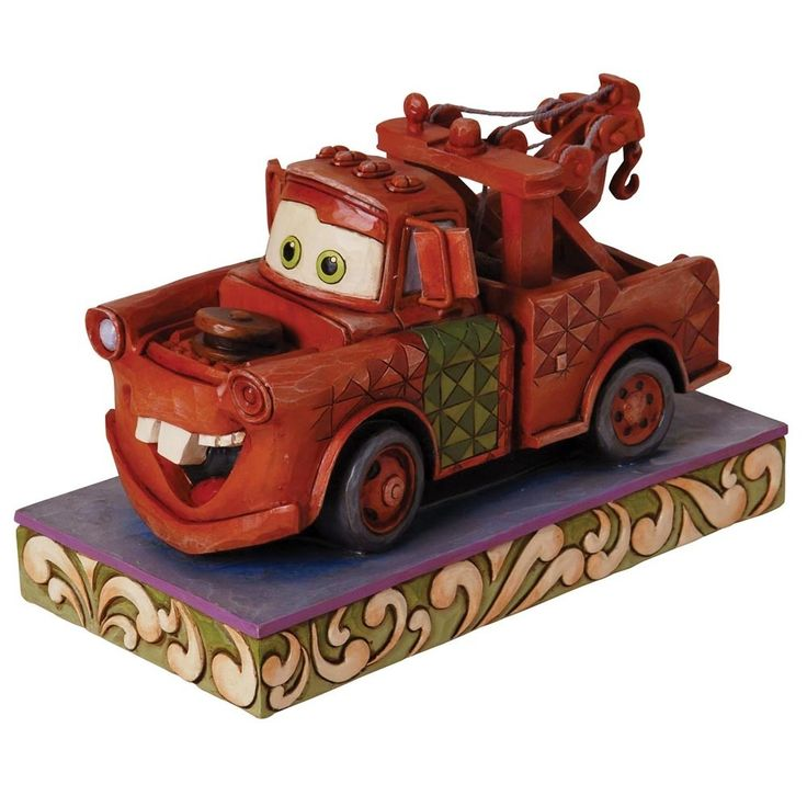 Jim Shore Git-R-Done - Mater Figurine (Disney Tradition) $102 - Australian store, International shipping available