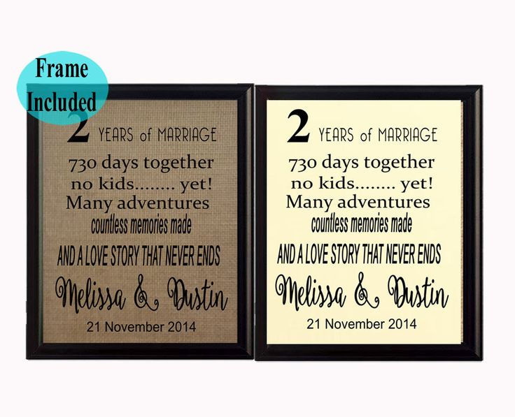 13th Wedding Anniversary Gift Ideas For Him: Best 25+ 2 Year Anniversary Gift Ideas On Pinterest