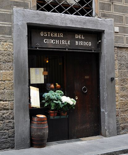 Osteria del Cinghiale Bianco | Flickr - Photo Sharing!