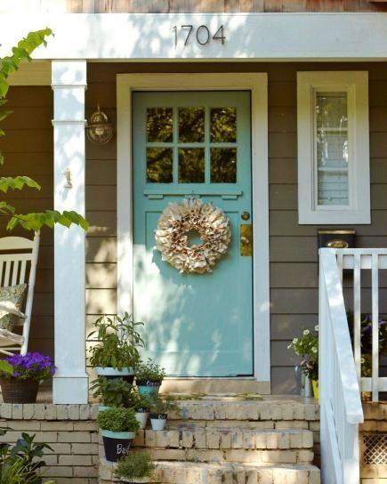 Best 25 Brown House Ideas On Pinterest