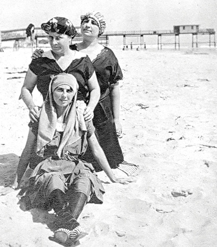 Bathing Beauties: Cape May's Swimwear History
