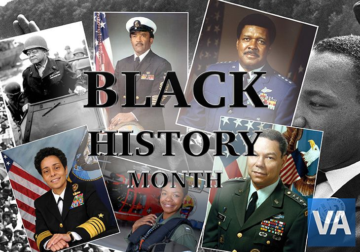 During this year's Black History Month, let us honor and celebrate all African American Veterans who have risked, and often sacrificed, their lives in service to this great nation.