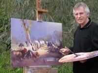 Ross Paterson - Artist - Croatian plein air workshop Sept. 27- Oct. 6, 2013