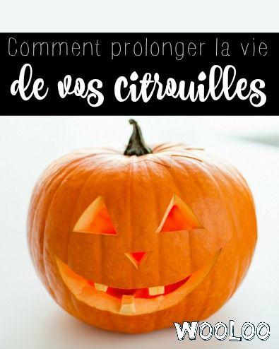 Voici 10 trucs pour prolonger la vie de vos chefs-d'oeuvre de citrouilles d'Halloween