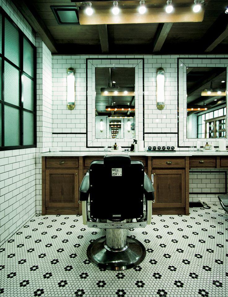 床屋ブームは、青山のこの店から始まった メンズビューティ&ヘルス GQ JAPAN