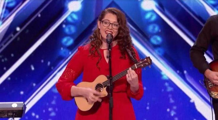 Феноменальный талант глухой певицы потряс судей шоу «В Америке есть таланты»
