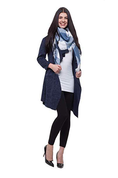 a2cba8f5e396 FASHION YOU WANT Damen Outfit Set Größe 34 bis 50 3-teilig bestehend aus  Cardigan   XXL-Schal   Leggings (Cardigan + Kuschelig…   Winter Outfits  Frauen in ...