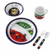 Ferrari Teddy Bear Cutlery Set #FerrariStore #Ferrari