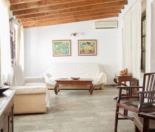 Rosalia living room