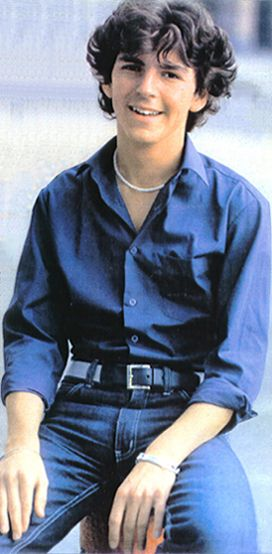 Thomas Anders in his youth