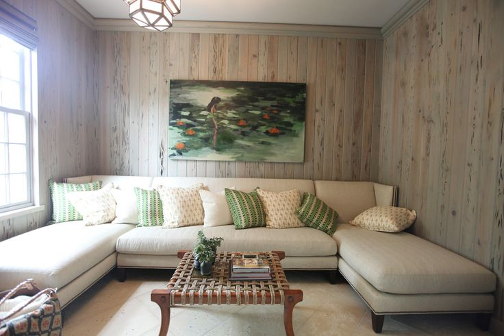 The next breakfast nook, turned lounge space I design will be inspired by this wall to wall seating. CHILL.
