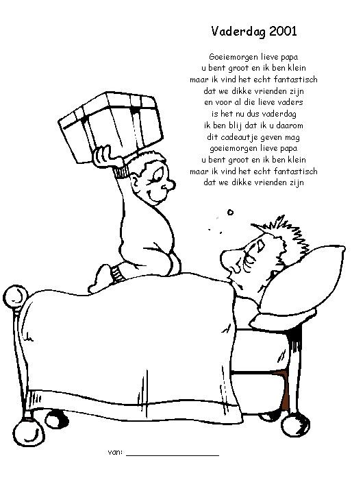 Kleurplaten Verjaardag Papa 43 Jaar 97 Best Vaderdag Voor Kleuters Father S Day For Toddlers