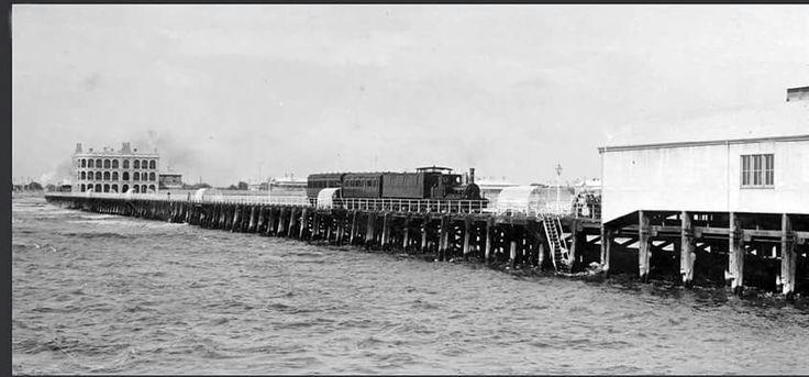 Large Bay 1910