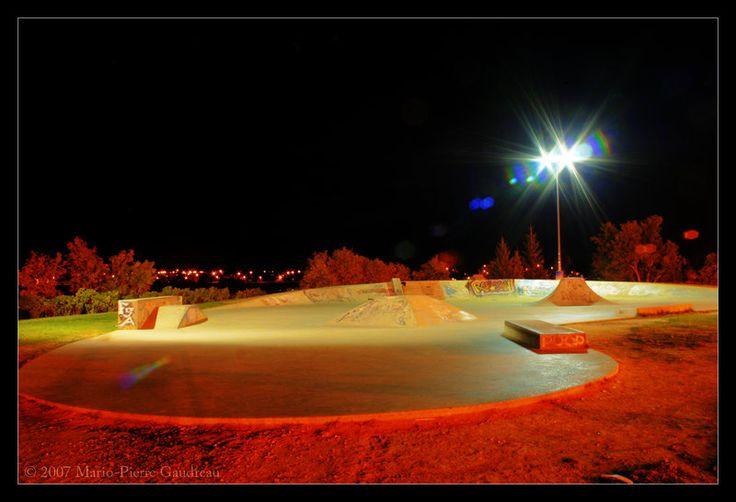 Moncton Skatepark.