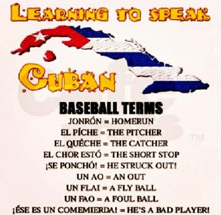 5 common Cuban words - YouTube