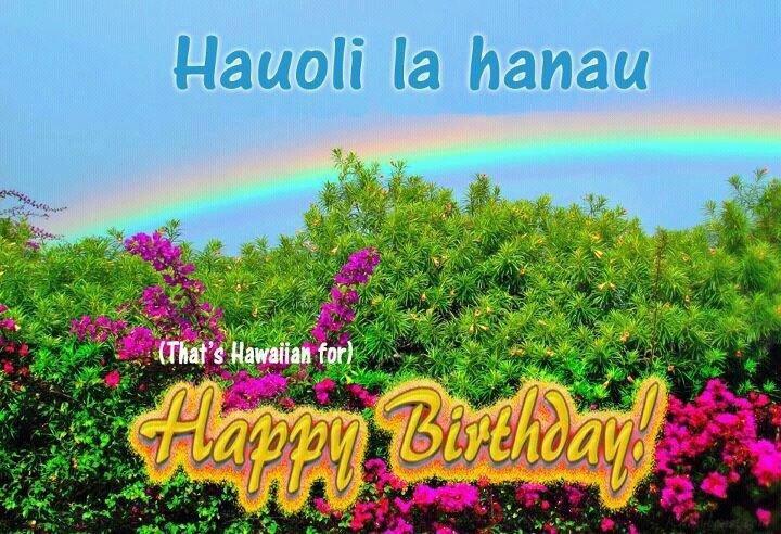 The 30 best hawaiian language images on pinterest hawaiian phrases happy birthday m4hsunfo