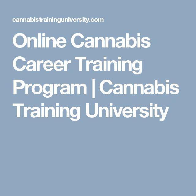 Online Cannabis Career Training Program | Cannabis Training University