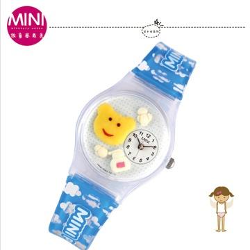 udn買東西 - 韓國 MINI兒童錶-歡樂泰迪熊