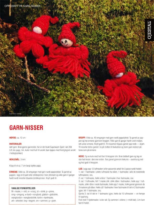 Oppskrift-Garn-nisse