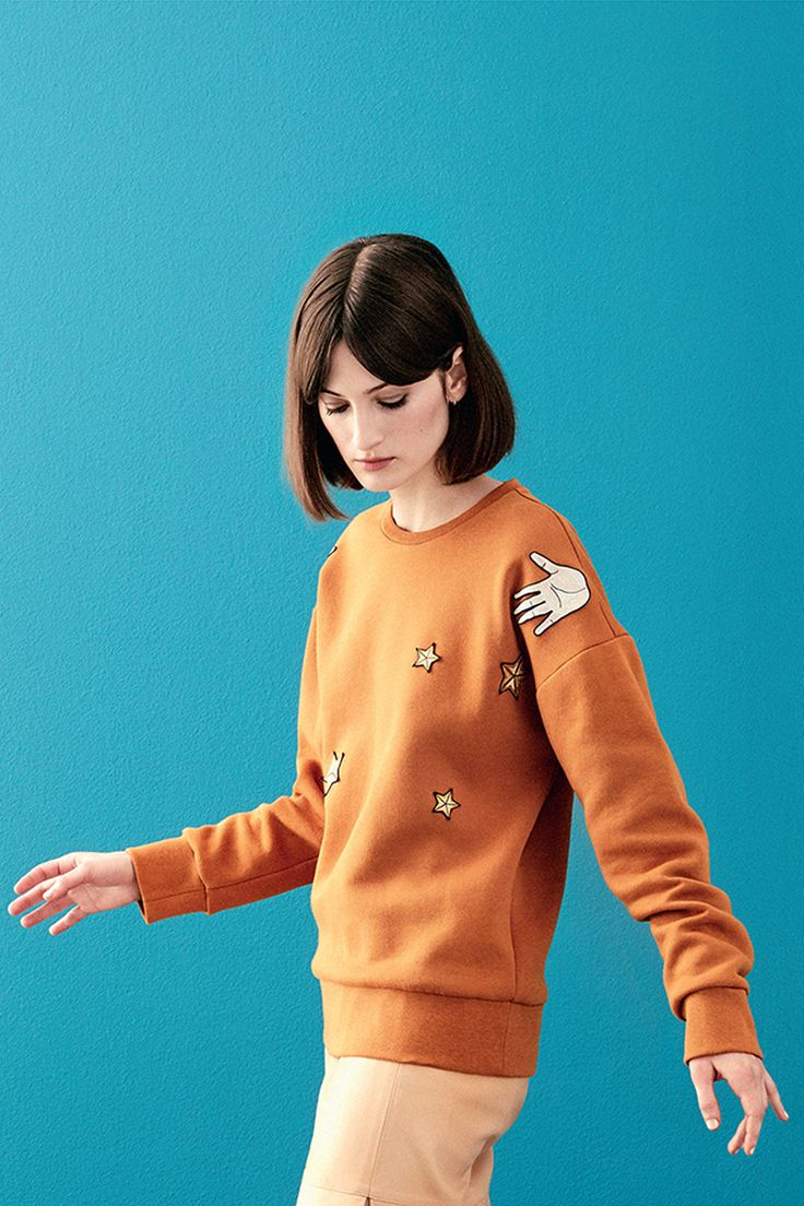 ZSOLT sweater by Tomcsanyi