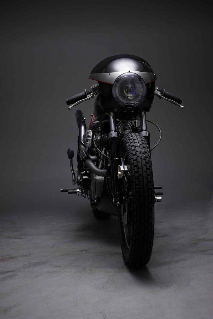 웁 드 두 :: JAMESVILLE 오토바이 할리 카페 레이서 CUSTOM