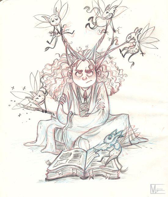 Hermiony Granger