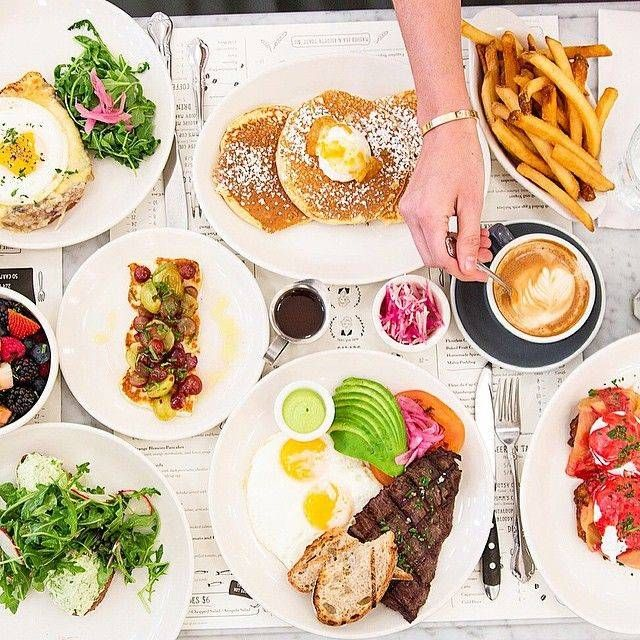 The ultimate guide to brunch in the Big Apple. Local new york city hotspots like Maialino, Prune, Hotel Chantelle, Clinton Street Baking Company and Jack's Wife Freda. Read for the best brunch spots in NYC!