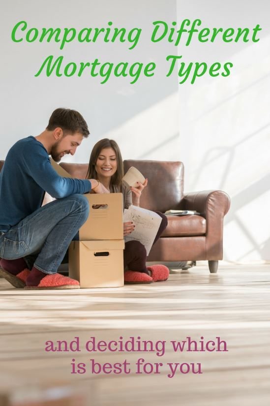 What Types of Mortgages Are There and Which One Is Right for You? - http://www.doughroller.net/mortgages/comparing-mortgage-types/?utm_campaign=coschedule&utm_source=pinterest&utm_medium=Dough%20Roller&utm_content=What%20Types%20of%20Mortgages%20Are%20There%20and%20Which%20One%20Is%20Right%20for%20You%3F