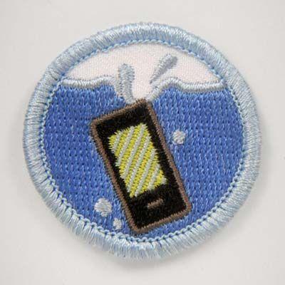 Insignias Scout para los incidentes del Mundo Real™ | La Guarida Geek