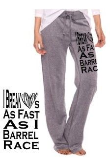 Snooty Cowgirl Clothing Sweat Pants Page