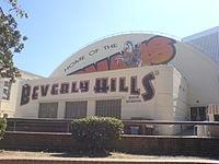 Beverly Hills High School Gymnasium