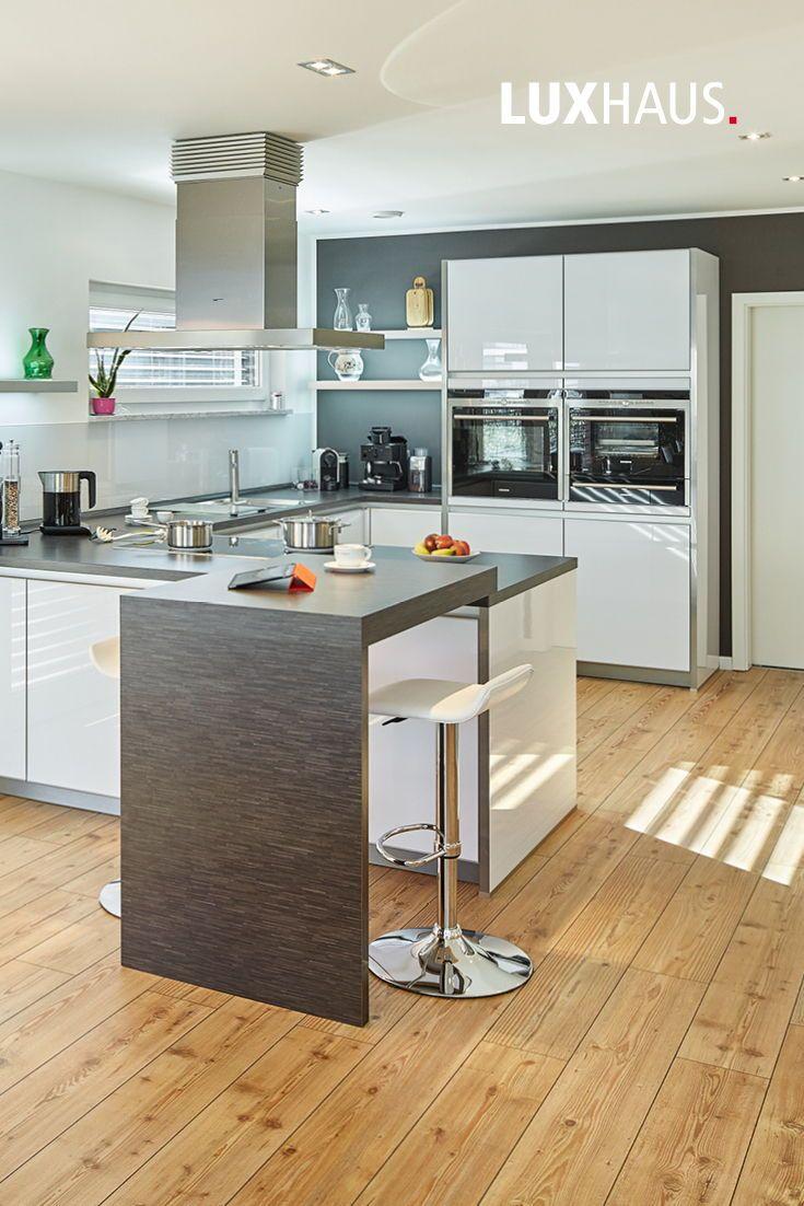 neue küchenidee gefällig? #luxhaus #hausbau #hausbauen #